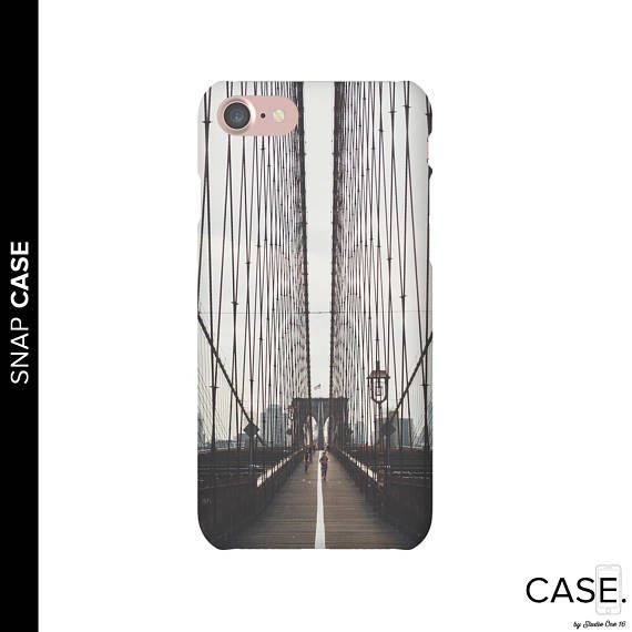 Brooklyn Bridge Phone Case, New York City Phone Case, New York iPhone Case, Brooklyn Bridge iPhone Case, Samsung Phone Case, Samsung Case