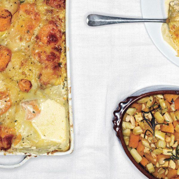 Http Www Epicurious Com Recipes Food Views Garlic Roasted Pork Shoulder