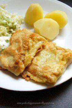 Pokochaj gotowanie: Ryba w cieście curry