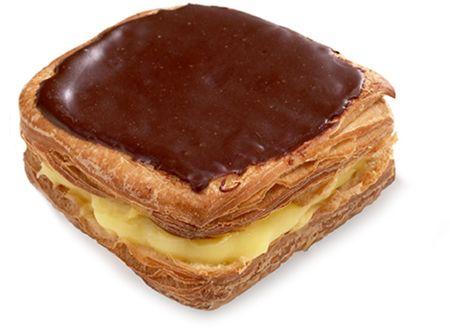 recept voor vierkante koffiekoeken met pudding