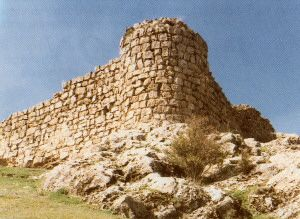 Castillo de Narboneta Cuenca Spain.