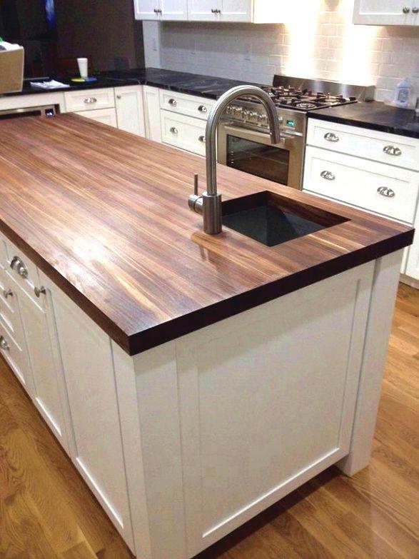 Kitchen Design Tips kitchen update Pinterest Butcher block
