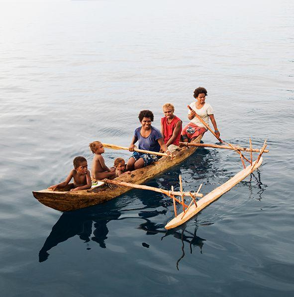 canoe vanuatu www.annemeranda.com