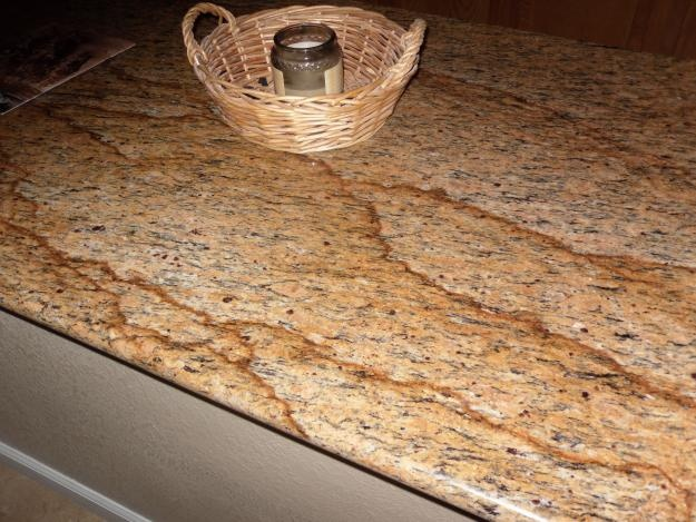Kitchen Counter Faux Granite. Great Info   Read Comments In Blog To Get  Names Of · Painting Laminate CountertopsFaux ...