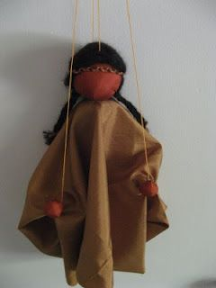 Making a marionette tutorial plus story.
