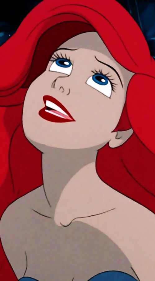 Ariel from Disney's The Little Mermaid