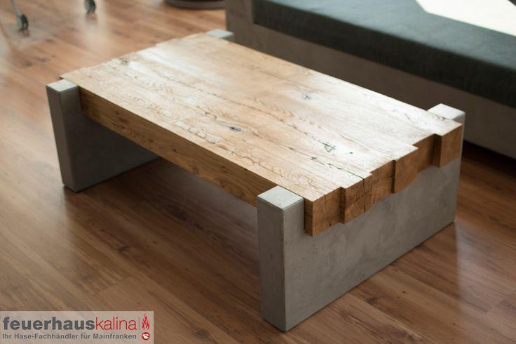 Betontisch, Beton, Tisch, konkreter Couchtisch, Haupttisch