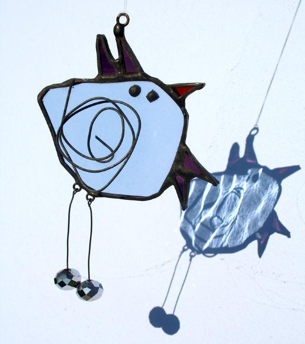 Birds Glass Art Craft Pinterest Glass Art Bird