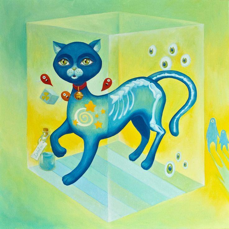 Schrödinger macskája