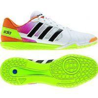 Zapatilla Adidas Top Sala Blanca http://www.deportesmena.com/145-botas-futbol-sala-adidas#.U0aJDfl_uaU