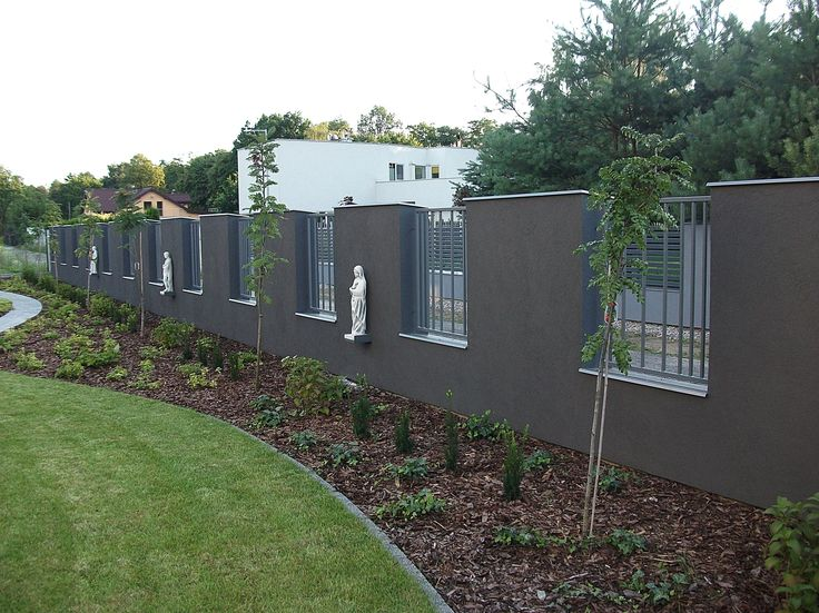 Ogrodzenie, brama wjazdowa, stal czarna ocynkowana, lakierowana proszkowo – Grodzisk Mazowiecki