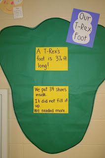 Mrs. Lee's Kindergarten: Dinosaurs