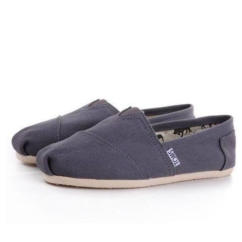 Cheap Toms Classics Women Shoes Grey Outlet Sale Store Online