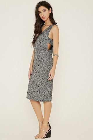Contemporary Halter Maxi Dress - Sale - Sale - Dresses - 2000205274 - Forever 21 Canada English