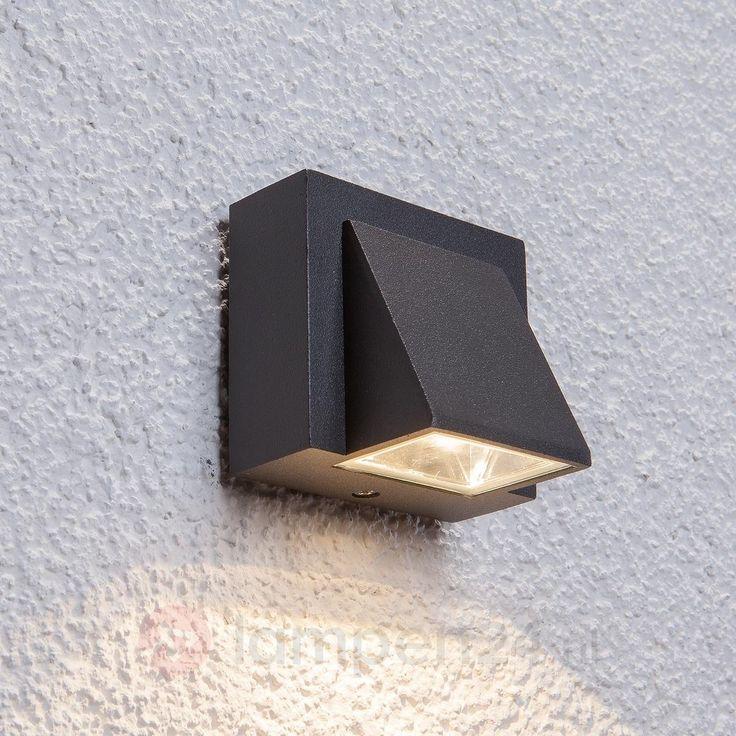 Naar beneden schijnende led-buitenlamp Marik veilig & makkelijk online bestellen op lampen24.nl