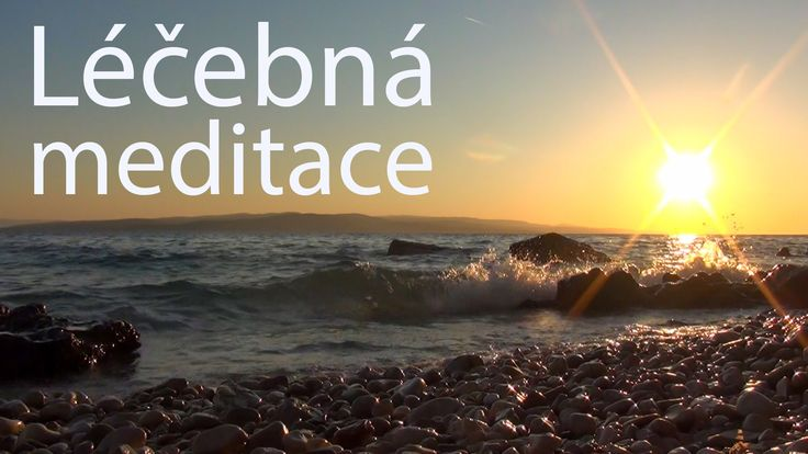 Léčebná meditace - Petr Chobot