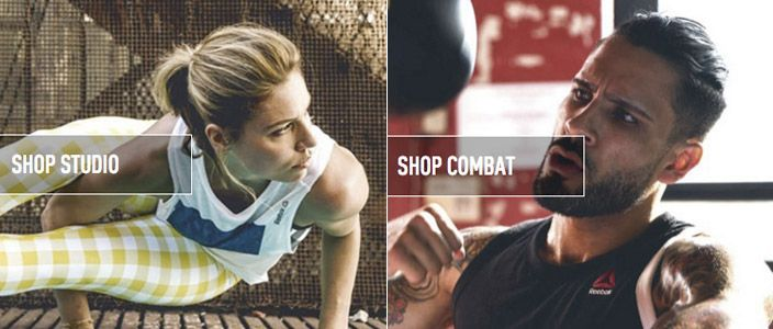 Weekly Deal: Reebok :To help kick-start your New Year's fitness resolutions, shop online at Reebok.com and earn up to 13.5% Cashback on fitness gear