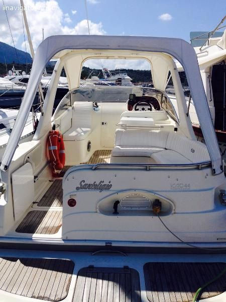 #Motorizzata con il volvo penta 260 cv #motore #potente che #permette di #navigare in #sicurezza con #potenza e #consumando #pochissimo. ... #annunci #nautica #barche #ilnavigatore