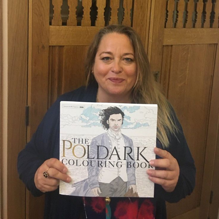 Hey everyone give a follow to our beautiful @beatieedney #Poldark #Prudie she's a gem!!!