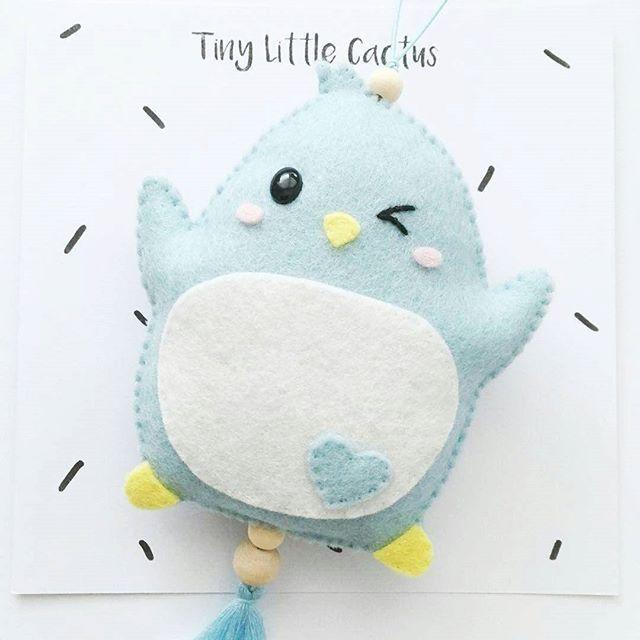 Woo is beautiful!!! Thank @tiny_little_cactus !!!  #Piki #pikithepenguin #penguins #penguinslover #kawaii #kawai #cute #cuddly #pic #instagood #handmade #tinylittlecactus #kids #decoracion #decoration #decorating #cool #accesorios #accesories #molang #pusheen #love #littlepenguin #creative #guiño #originalcharacter #deviantart #picoftheday #animals