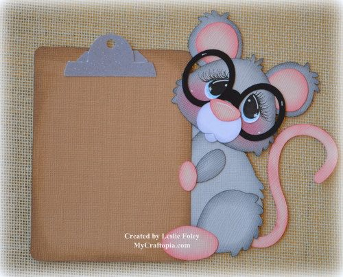 libreta raton