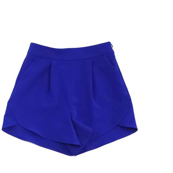 Best 25  Cobalt blue shorts ideas on Pinterest | Purple shorts ...