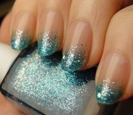 no such thing as too much sparkle, and my fave color