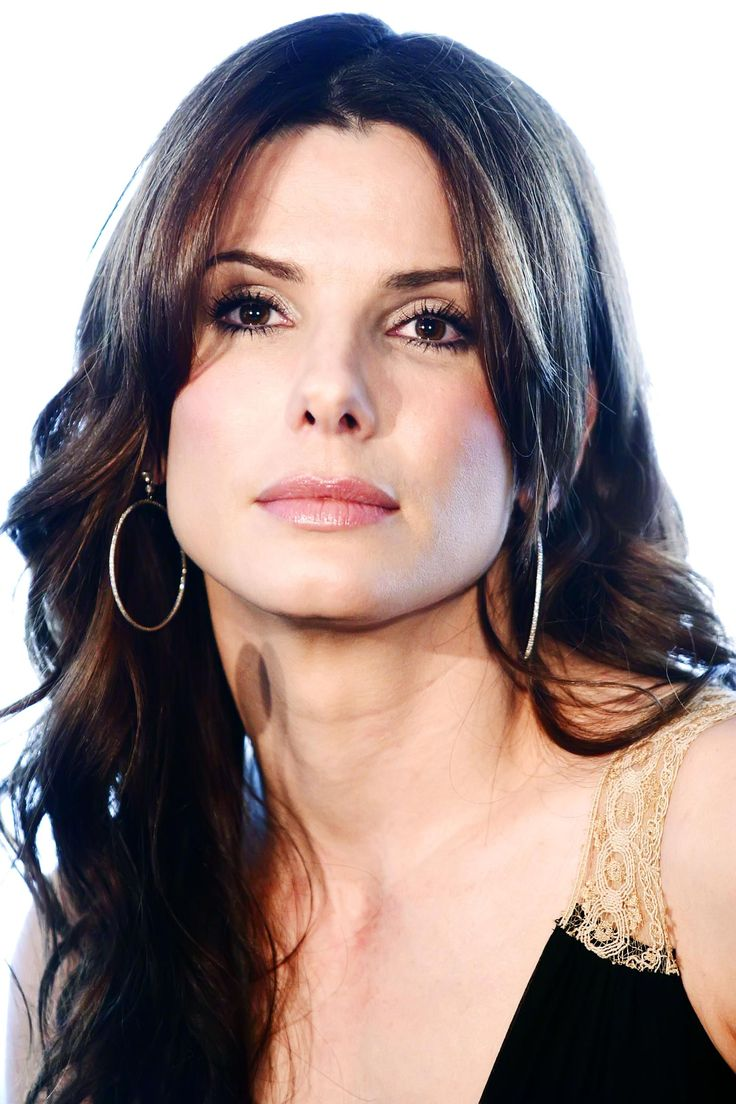 I really admire Sandra Bullock, not just an actress, but also as a director and an independent woman.