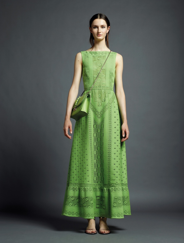 Lovely Valentino Dress from the 2013 Resort Collection