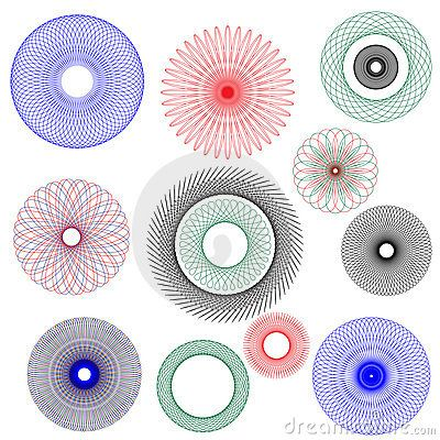 Spirograph - I made a million of these