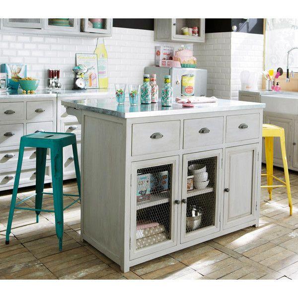 Meer dan 1000 idee n over grijs kookeiland op pinterest grijs keukens grijze keukens en - Dimensie centraal keuken eiland ...