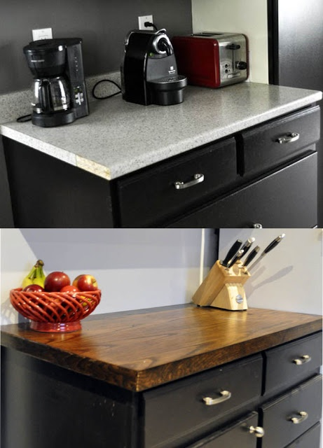 Artisan Des Arts Diy Wood Door Butcher Block Countertops