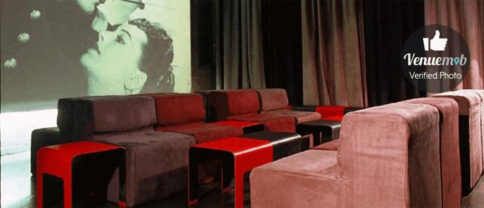 Back Room at Loop, Melbourne.    http://venuemob.com.au/space/back-room-at-loop