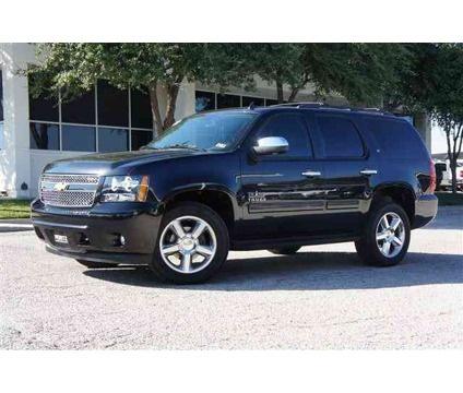 Black Chevy Tahoe - my dream SUV!!
