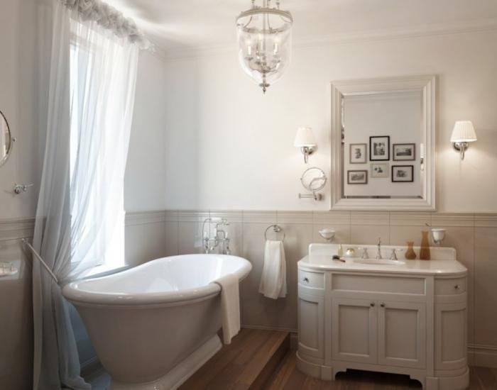 Фото 100 самых красивых ванных комнат   Традиционная ...