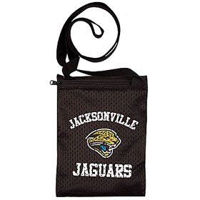 Jacksonville Jaguars Game Day Pouch Bag