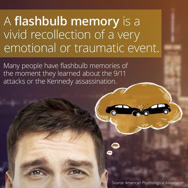 I learned something cool on the @curiositydotcom app: Flashbulb Memories Seem Burned Into Your Brain