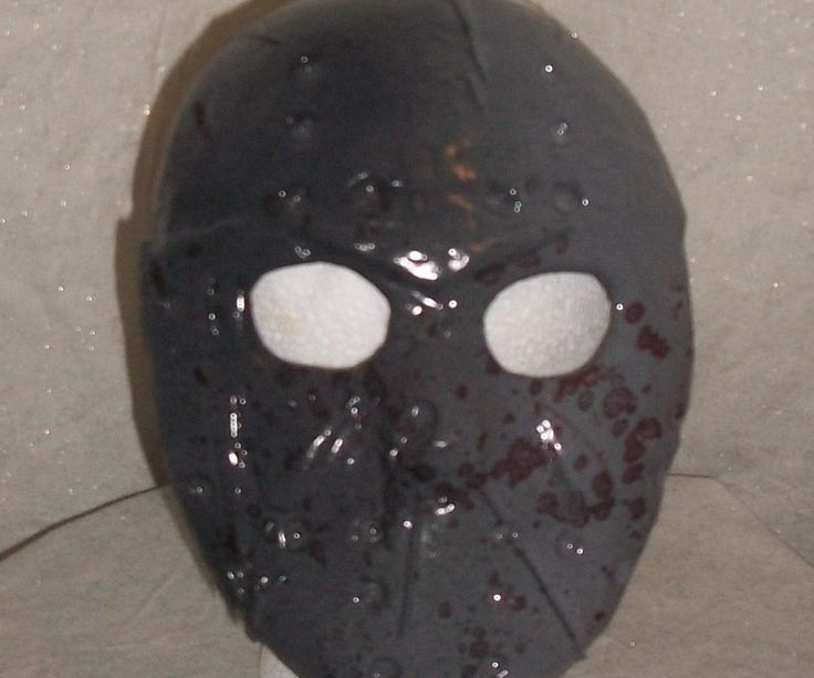 Vaccum Former and Jason Halloween Mask