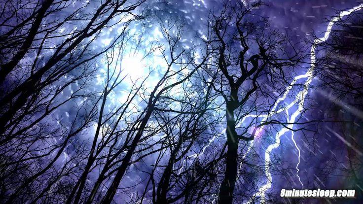 Forest Rain & Thunderstorm Sounds 10 Hours | Sleep or Study to Rain Fall...