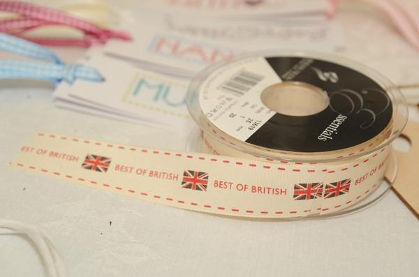 Memorabilia ribbon from StitchKits