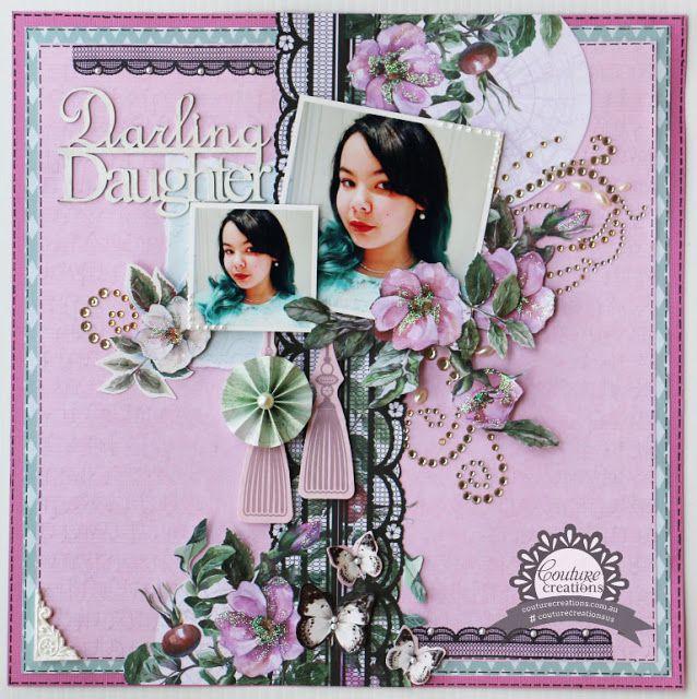 Artdeco Creations Brands: Darling Daughter by Julianne McKenna-De Lumen