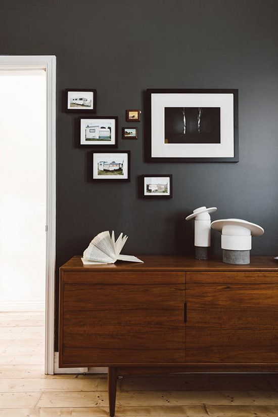 Best 25+ Charcoal walls ideas on Pinterest | Room tour, Dark painted walls  and Dark grey walls