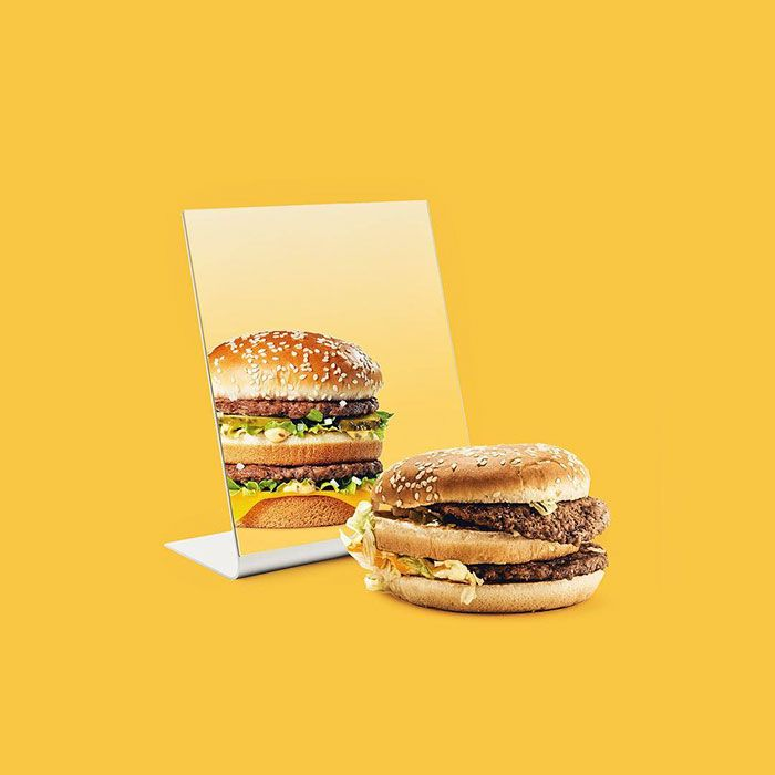 Tony Futura, a digital artist based in Berlin, creates surreal art that seems to poke fun at the materialism and pop-culture focus of modern Western life.