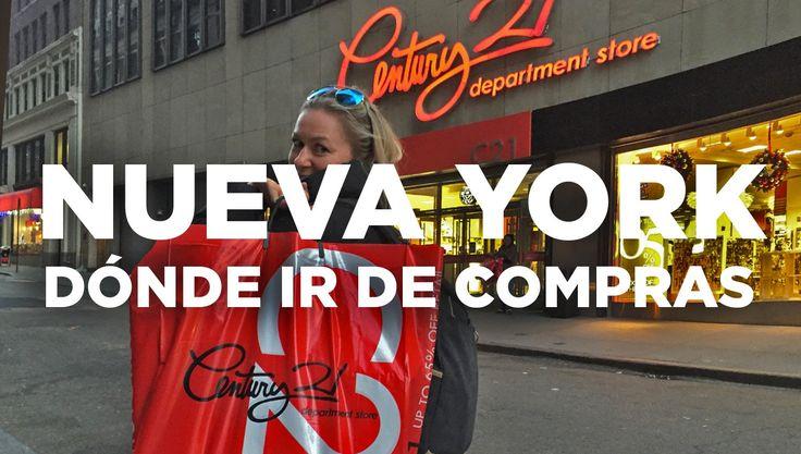 #2016 #NYC en español #ComprarBaratoEnNYC ~ Cómo comprar barato en Nueva York https://youtu.be/vTDHQMW9Z0o