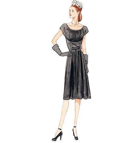 Vogue V8728, for the Grey Kipp dress knock-off