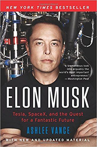 Elon Musk: Tesla, SpaceX, and the Quest for a Fantastic Future: Ashlee Vance: 9780062301253: Amazon.com: Books