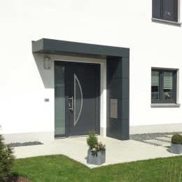 Maisons de style de style Moderne par Siebau Raumsysteme GmbH & Co. KG