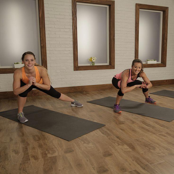 Fit sugar inner thigh workout