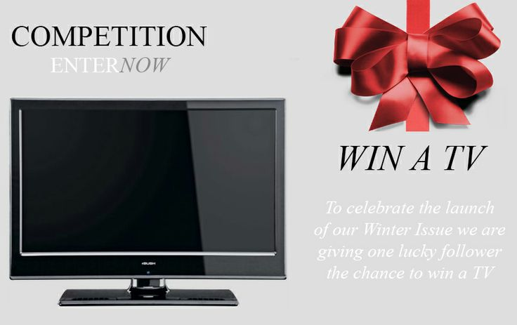 WIN A TV FACEBOOK ETC