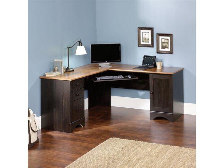 fancy plush design best computer desk for gaming. Corner Computer Desks For Your Home Office Furniture  Amusing LShaped Oak Wood Top 155 best images on Pinterest computer desks